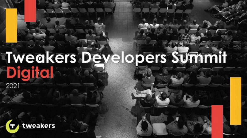 Tweakers Developers Summit