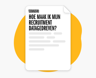 Maak je recruitment datagedreven