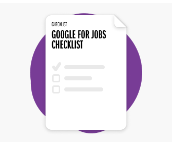 Google for Jobs Checklist