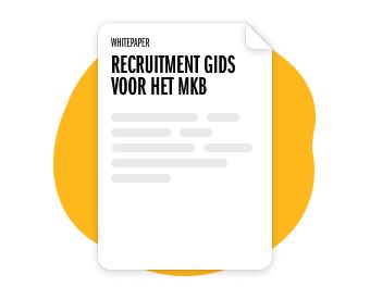 Recruitment Gids voor het MKB