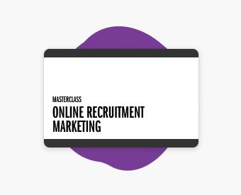Masterclass Online Recruitment Marketing