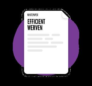 De Efficient Werven Whitepaper