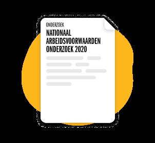 Het Nationaal Arbeidsvoorwaarden Onderzoek 2020