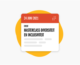 Masterclass Diversiteit en Inclusiviteit
